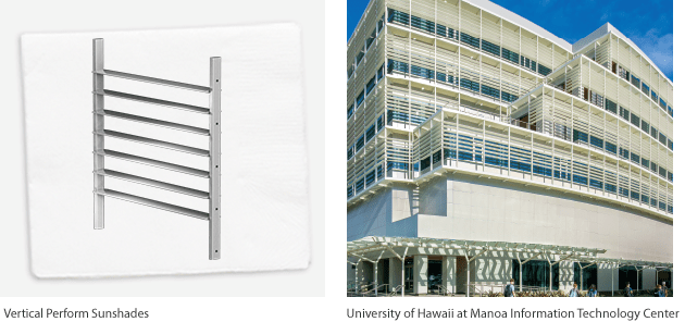 Sun Controls - Architectural Sun Shades & Lightshelves