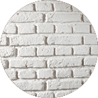 Arterra White Brick Collection
