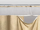 Snap Lock Curtain System