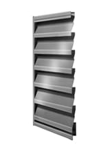 Formed Metal Louver GS-410