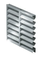 Non-Drainable Louver A4105