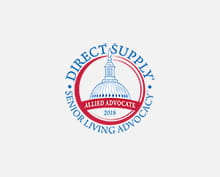 Direct Supply Senior Living Advocacy Program