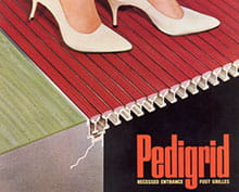 CS introduces Pedigrid® and Pedimat® Architectural Entrance Grids and Mats