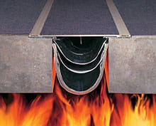 CS develops the first Expansion Joint Fire Barrier