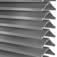 Architectural Air Louvers for Commercial Buildings
