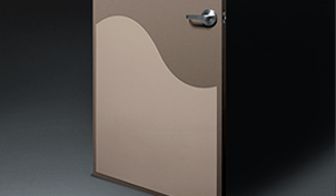 Acrovyn Door Kick Plates