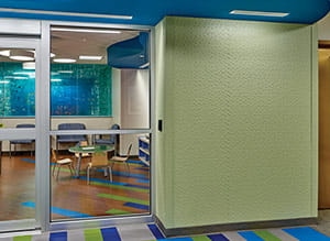 CS Offers Solutions Wall Coverings + Panels For Any Interior