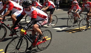 Bike4ALS Ride for Lou Gehrig's Disease from New Jersey to Washington D.C. and back