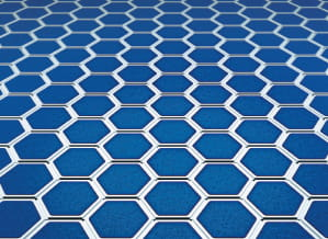 Floormations Honeycomb