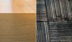 Entrance Mats vs Carpet Tile