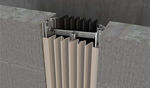 Expansion Joint Covers Exterior Wall Covers SC