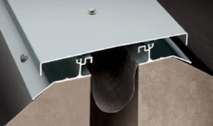 Expansion Joint Covers Vapor Barriers
