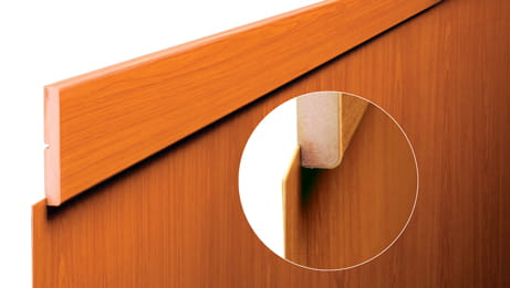 Saratoga Component Detail Notched Wainscot