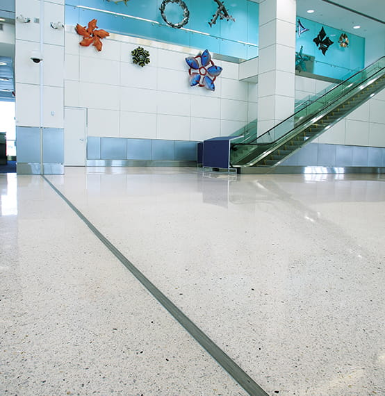 Expansion Joint Covers GFT Flush Thinline Floor Covers