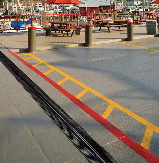 Expansion Joint Covers ZB Parking Covers and Seals