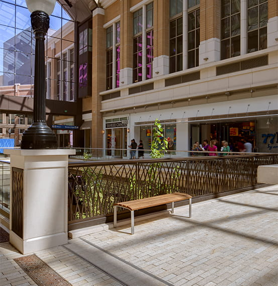 Expansion Joint Covers Floor Covers and Exterior Wall Covers City Creek Center
