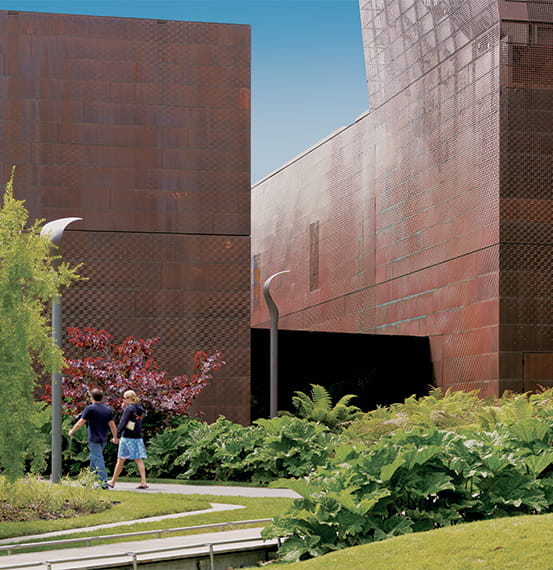 Expansion Joint Covers Exterior Wall Covers DeYoung Museum