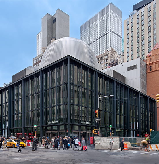 Expansion Joint Covers Floor Covers, Roof Covers and Exterior Wall Covers Fulton Center