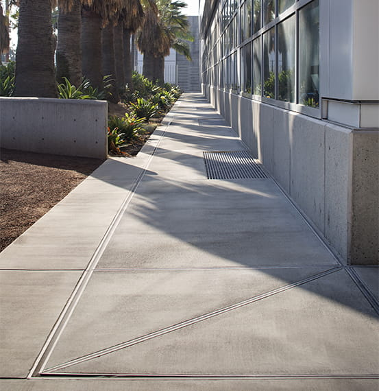 Expansion Joint Covers Roof Covers and Floor Covers LA Emergency Operations Command Center