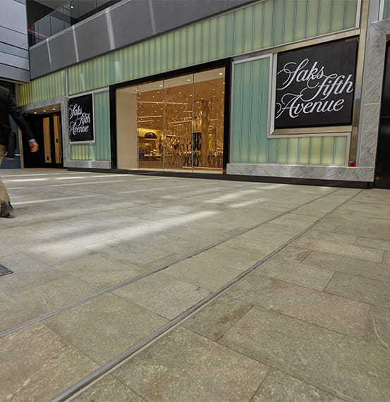 Expansion Joint Covers Floor Covers Miami Shopping Center