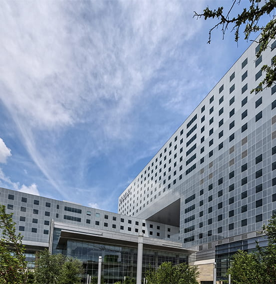 Expansion Joint Covers Exterior Wall Covers Parkland Hospital
