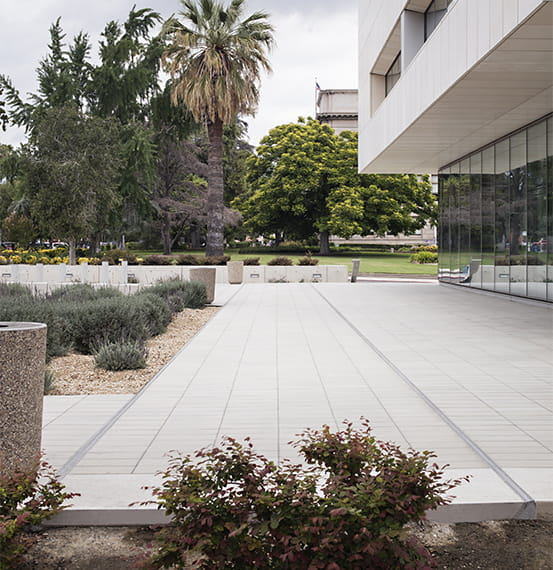 Expansion Joint Covers Floor Covers and Exterior Wall Covers San Bernardino Justice Center