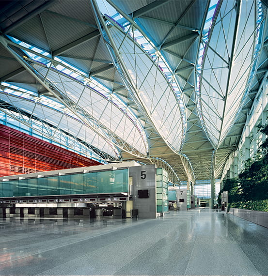 Expansion Joint Covers Floor Covers and Exterior Wall Covers San Francisco International Airport
