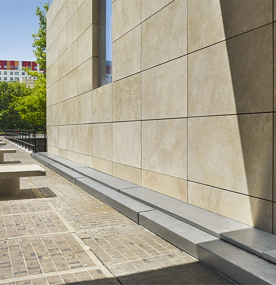 Expansion Joint Covers Roof Covers and Exterior Wall Covers Temple University Science Education and Research Center