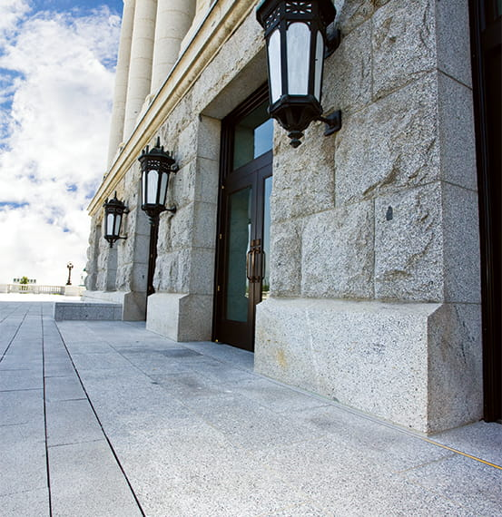 Expansion Joint Covers Floor Covers and Roof Covers Utah State Captiol