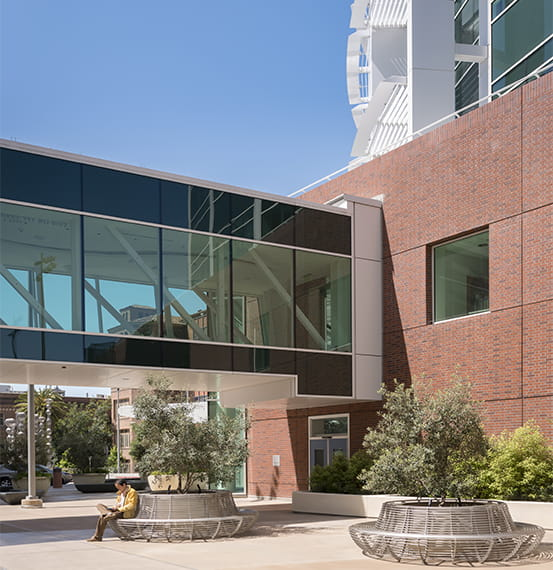 Expansion Joint Covers Roof Covers Zuckerberg San Francisco General Hospital
