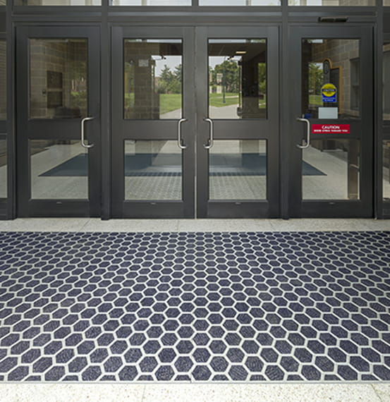 Specialty Flooring Systems : Entrance flooring floormations specialty