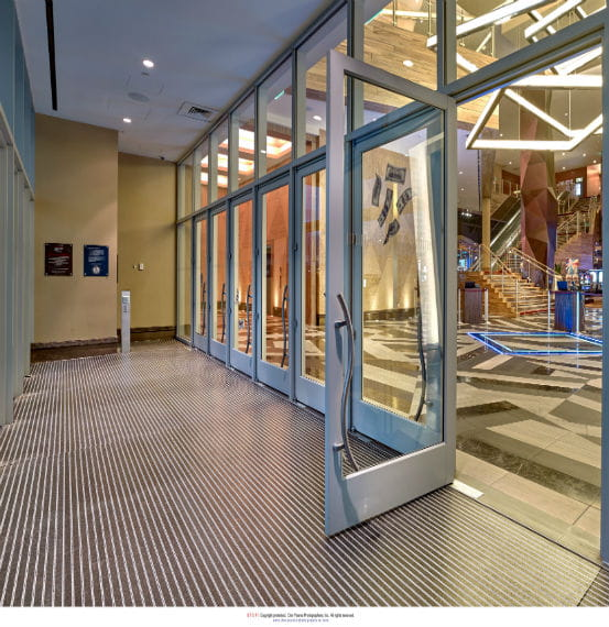 Sugar House Casino Entrance Flooring PediTred
