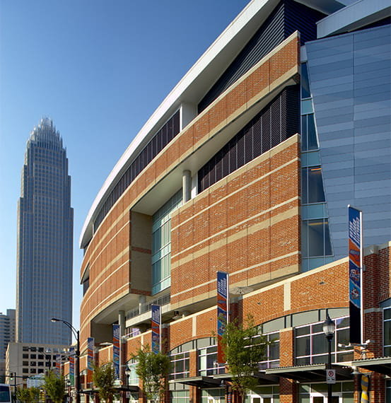 bobcat plaza time warner cable arena (1)