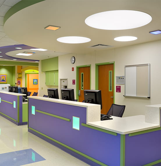 childrens mercy hospital wall covering (1)