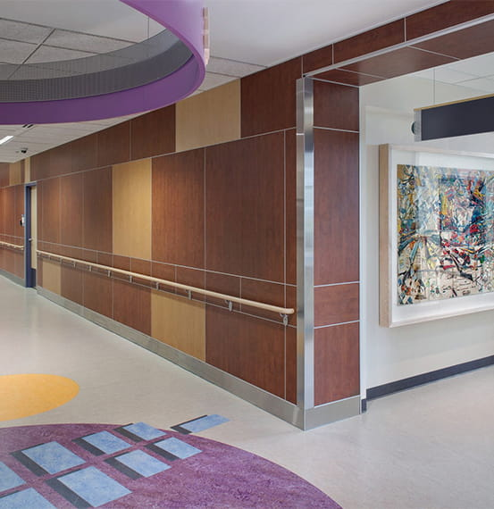 dell childrens medical center corner guard