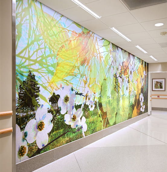 Riley Hospital for Children Acrovyn by Design