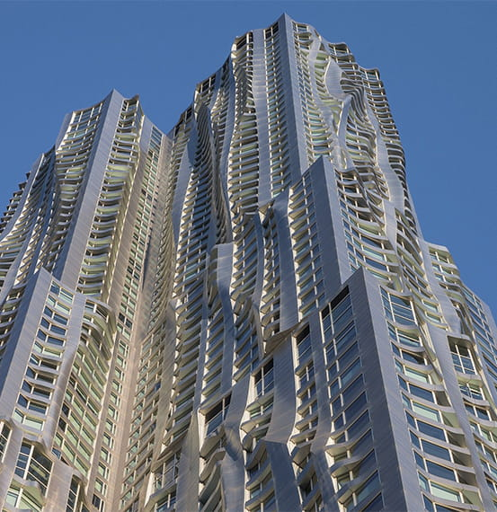 ny by gehry