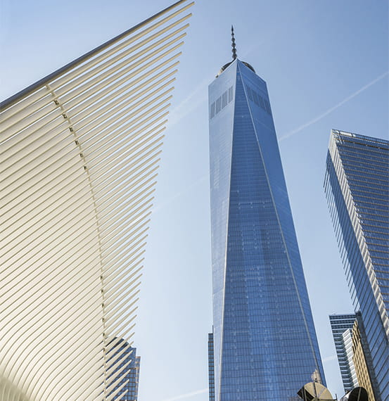 One World Trade Center Blast-Resistant Louvers