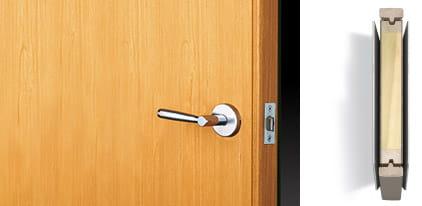 Acrovyn Doors & Door u0026 Frame Protection   Commercial Door and Frame Protectors
