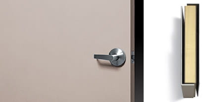 Door Cladding & Door u0026 Frame Protection | Commercial Door and Frame Protectors