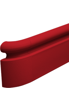 Acrovyn® Handrails   Commercial Handrails & Grab Bars