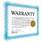 Benefits of using an Acrovyn Door - Lifetime Warranty