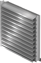 Storm Louvers Extreme Weather Architectural Louvers