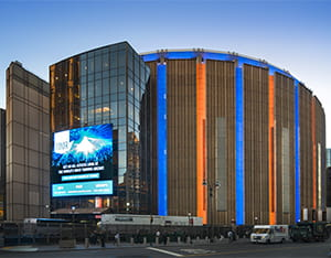 madison square garden primary