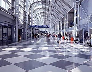 chicago ohare international airport primary