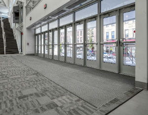 Entrance Flooring Mats Grid Systems Commercial Buildings