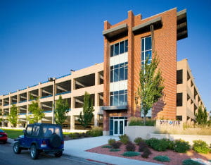Boise Parking Garage Expansion Joint Covers Floor Covers