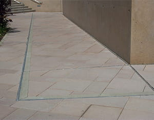 Expansion Joint Covers Floor Covers and Exterior Wall Covers Cathedral of Our Lady of the Angels