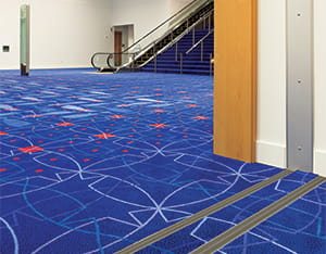 Expansion Joint Covers Floor Covers and Exterior Wall Covers NASCAR