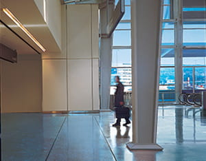 Expansion Joint Covers Floor Covers and Exterior Wall Cover San Francisco International Airport